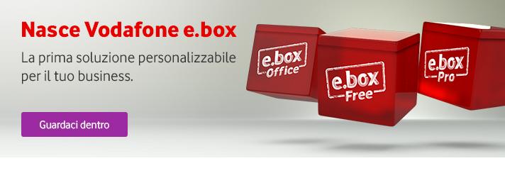 Vodafone e.box